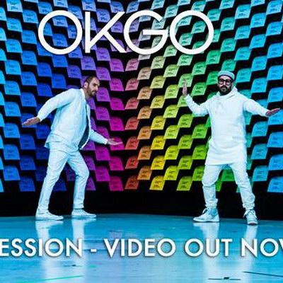 OKGoсломали YouTube новым видео, синхронизировав 567 принтеров