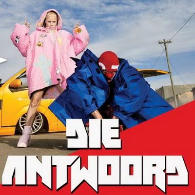 Die Antwoord заменят Prodigy на фестивале Park Live