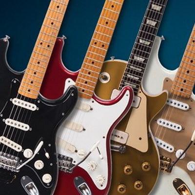 Гитары Дэвида Гилмора установили рекорд на аукционе