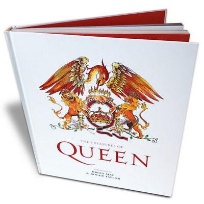 Queen выпустят книгу «сокровищ»