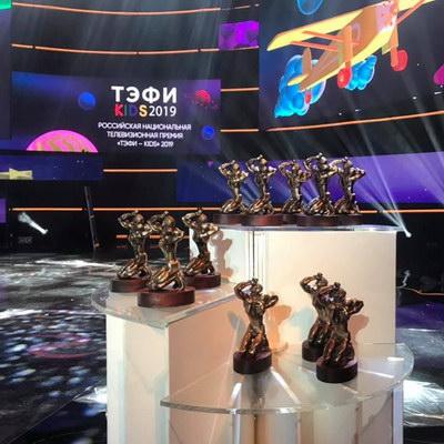 «ТЭФИ-Kids 2019» покажет НТВ