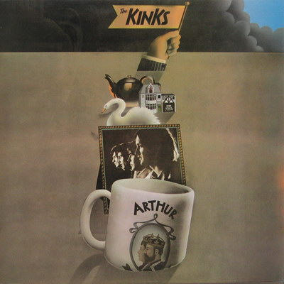 Kinks переиздадут «Arthur (Or The Decline and Fall of the British Empire)» вместе с утерянным альбомом Дейва Дэвиса (Видео)